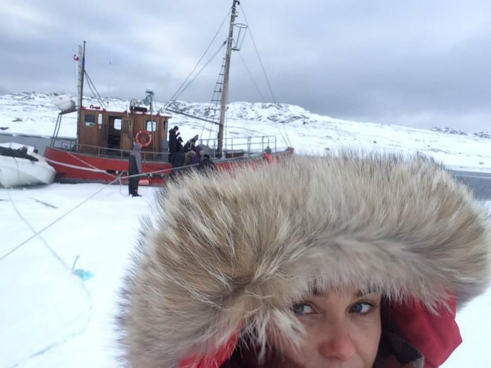 Arnbjör Maria Danielsen Greenland